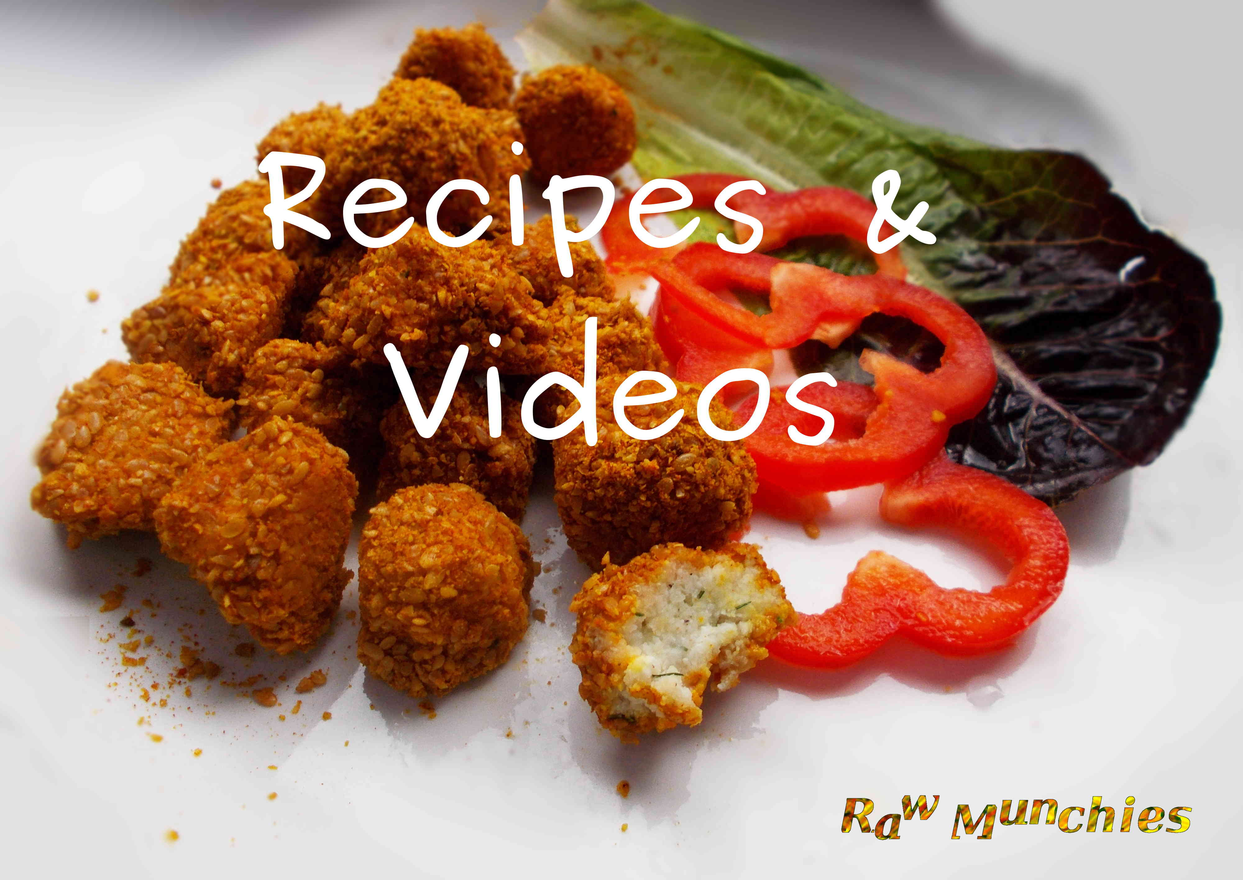 Cauliflower Balls Video link: https://youtu.be/KymRCOraTjI #Raw #Vegan #Youtube #Video #Rawmunchies #rawvegan #youtubevideo #youtuberecipe